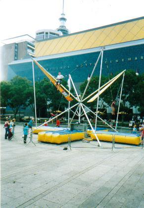 Jump para criancas - Aotea