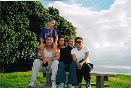 Papamoa Hill - Siobhan/Milena/Cindy/Keila